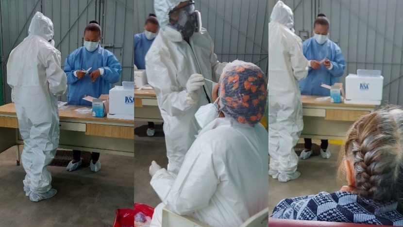 Reportan brote de Covid en asilo de Oaxaca de Juárez, hay 24 contagiados y un deceso