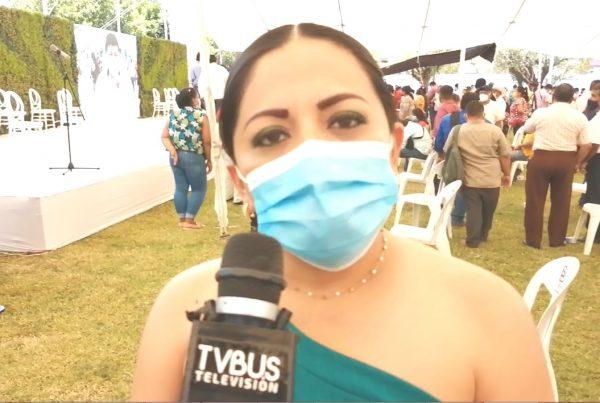 No hubo problemas en pago a trabajadores de ayuntamiento Tuxtepec: Luz Oralia
