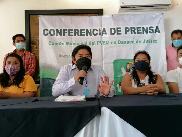 José Antonio Estefan Gillessen traicionó a militancia del PVEM: Eduardo Reyes