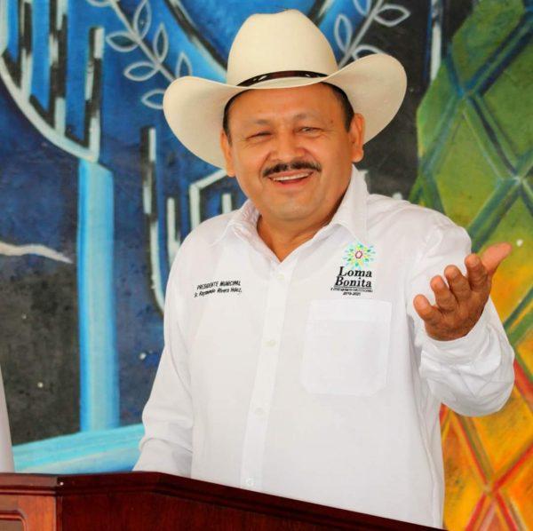 Gestiona Presidente de Loma Bonita, módulo de licencias y placas