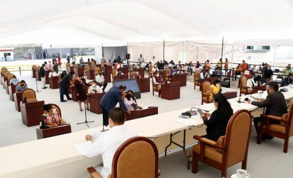 Analiza Congresos reformas y acuerdos para dar certeza jurídica a la ciudadanía