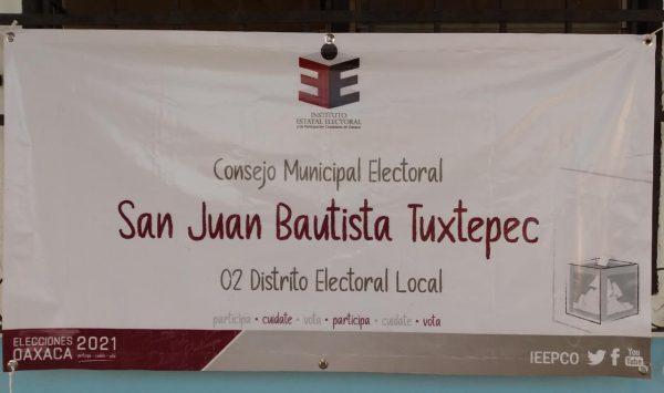 IEEPCO amplía plazo para registro a candidatos a concejales, vence el 21