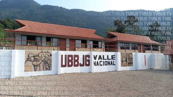 Lista Universidad Bienestar en Valle Nacional para que AMLO la inaugure