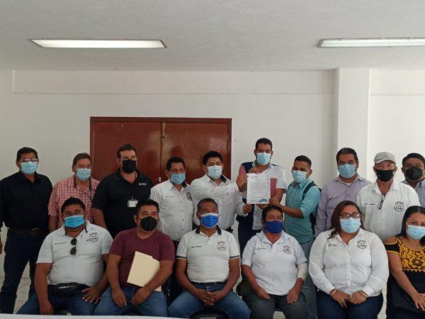 Ni un ambulante más acuerdan ayuntamiento de Tuxtepec y organizaciones