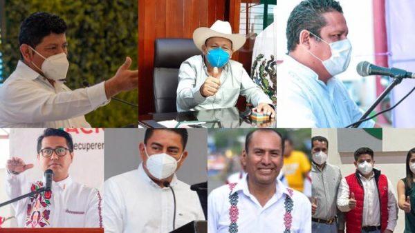Siete Presidentes municipales en la Cuenca buscan continuar en el poder y participarán en las elecciones