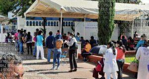 Personal médico de Oaxaca recibe segunda dosis de vacuna contra el Covid