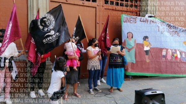 Con movilización, mujeres del CIPO-RFM conmemorarán día internacional de la mujer en Oaxaca
