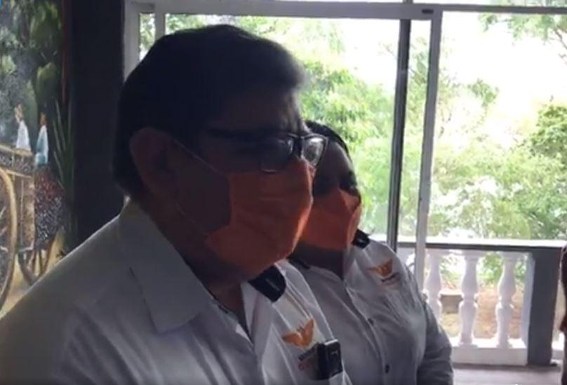 Dirigente de MC en Tuxtepec no dio resultados: Dirigente Distrital