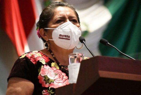 Burdo y amañado el proceso de selección de candidatos en Morena: Gloria Sánchez