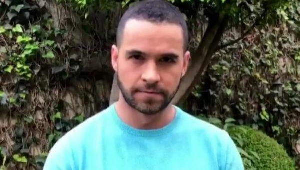 Eleazar Gómez ofrece disculpas a Tefi Valenzuela y a todas las mujeres