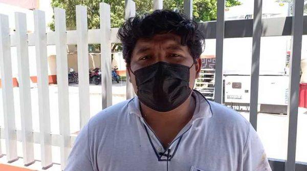 Artista urbano pintará mural como homenaje al personal de salud en Tuxtepec