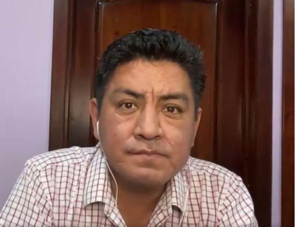 Contrae Covid Irineo Molina, diputado de Morena y aspirante a presidencia de Tuxtepec