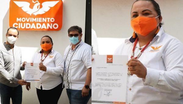 Guadalupe Santos Guerrero, nueva Coordinadora del Comité Operativo Municipal de Tuxtepec