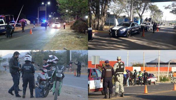 Refuerza SSPO despliegues estratégicos por un Oaxaca Seguro