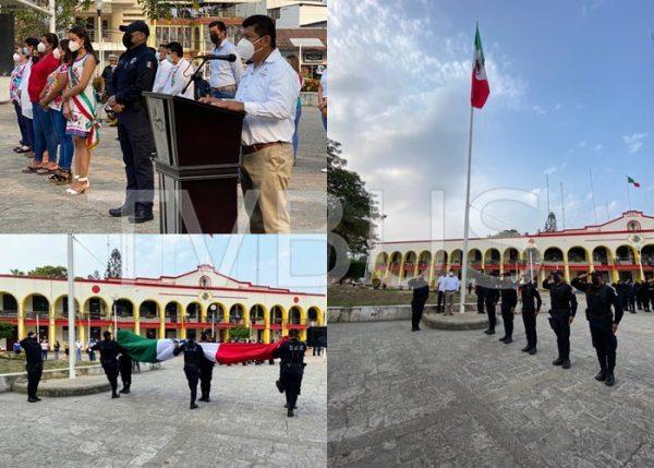 Encabezó el Presidente de Tuxtepec el 83 aniversario de la Expropiación Petrolera