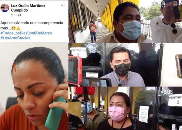 Diferencias políticas en Ayuntamiento de Tuxtepec, impiden pago puntual a sindicalizados