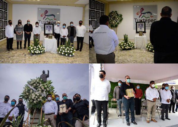 Decimos adiós a quien supo unir sociedad y gobierno,  Don Francisco Fernández Arteaga: Presidente Municipal