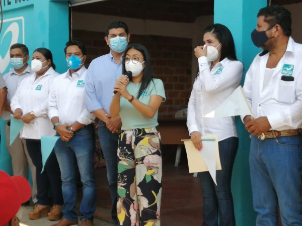 Cuenta PANAL con el 70% de sus candidatos en Oaxaca