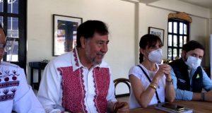 Tras ser desechado por Morena, PT podría hacer candidato a Salgado Macedonio: Fernández Noroña