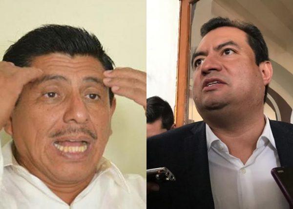 Salomón Jara y Oswaldo García Jarquín, usan redes sociales para atacarse