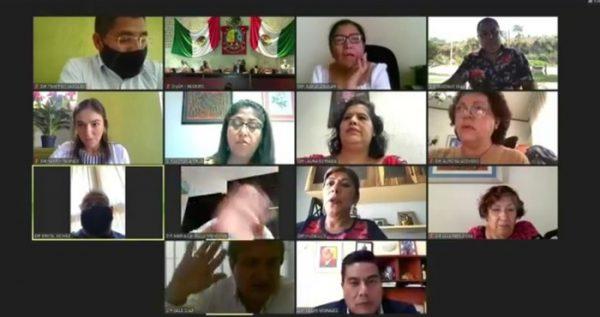 Suspenden sesión del Congreso de Oaxaca por falta de Quórum
