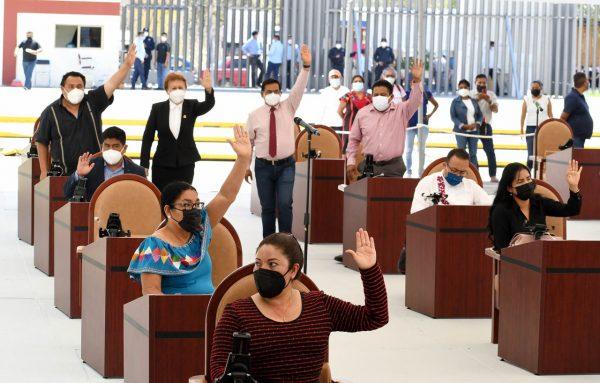 Pide Congreso reactivación económica segura en mercados, tianguis y plazas de Oaxaca