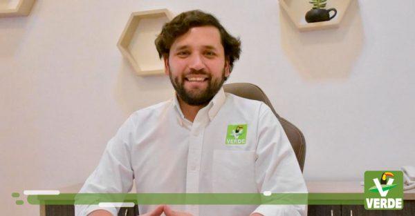 Con 10 registros cierra el Partido Verde inscripciones por la candidatura capitalina