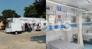 Personal del Hospital de Tuxtepec, exige a SSO no más engaños con las Unidades Móviles