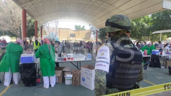 Más de 32 mil vacunas aplicarán en esta jornada contra el covid en la Cuenca