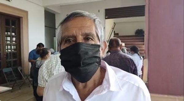 Sin incidentes se aplicó la vacuna contra el Covid en San Lorenzo Cacaotepec
