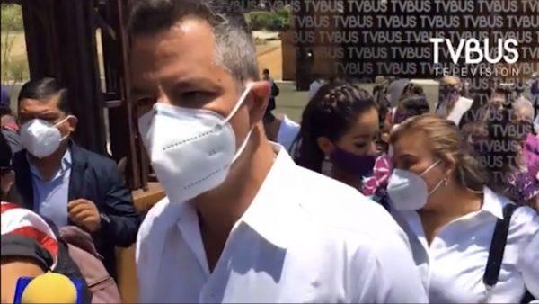 Gobernador de Oaxaca afirma que no se usará  la fuerza pública contra Normalistas