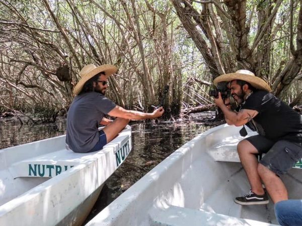 Aarón Díaz promociona destinos turísticos de Oaxaca