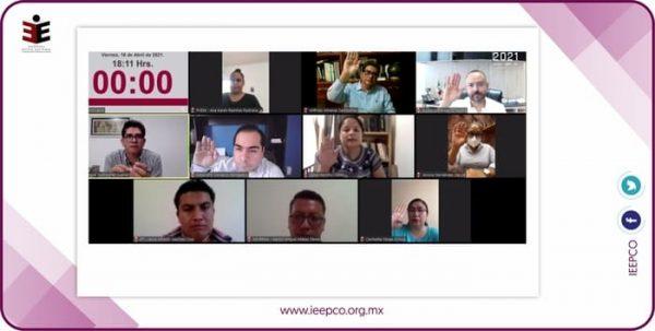 Segunda Convocatoria para participar en la organización de las Elecciones 2021: IEEPCO