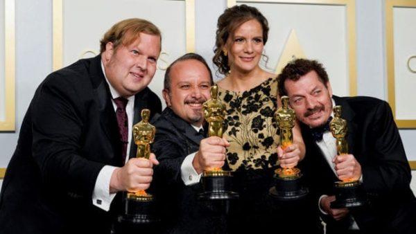 Mexicanos se llevan el premio al Mejor Sonido en los Oscar 2021