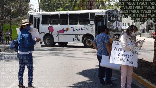 STAUO amaga con iniciar huelga este viernes, exigen solución a demandas