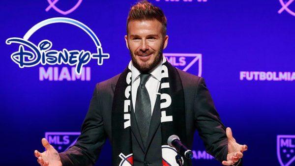 David Beckham protagonizará serie de futbol