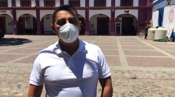Me quieren destituir por denunciar corrupción en Santa Lucía del Camino: Adrián Rojas