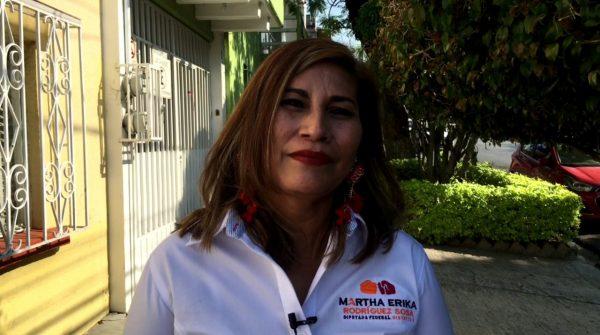 Candidata de MC a Diputada Federal manifiesta interés por cuidado al medio ambiente