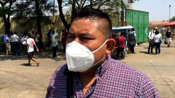 Sin incidentes transcurre jornada de vacunación a maestros de Oaxaca: Vocero Sección 22
