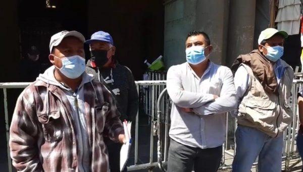 Habitantes de Sosola acusan a edil de agresiones y desvío de recursos