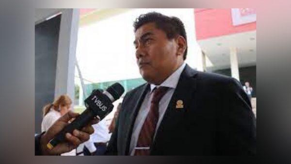 Renuncia César Morales Niño a militancia del PT
