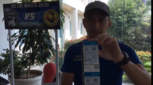 Inicia venta de boletos para el juego de Leyendas, entre América y Chivas que se llevará a cabo en Tuxtepec