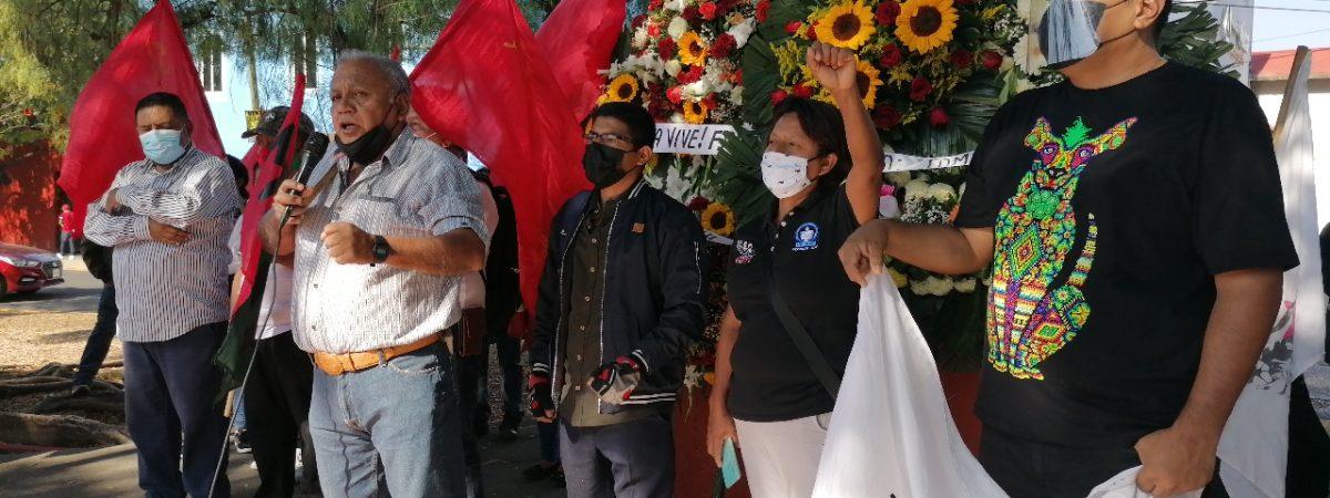 Organizaciones sociales rechazan nombramiento de Heliodoro Díaz, en la SSPO