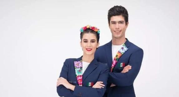 Bordados oaxaqueños podrían estar en el uniforme de la delegación mexicana de los juegos olímpicos