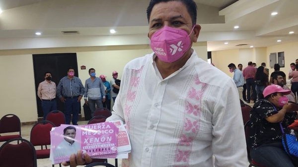 """Xenón Bravo justifica discapacidad en su registro; también argumenta """"golpeteo"""" político"""