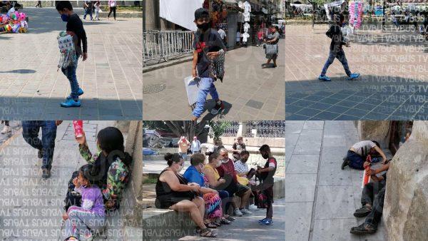 Día del niño en Oaxaca, trabajo en vez de festejo; la otra cara de la realidad