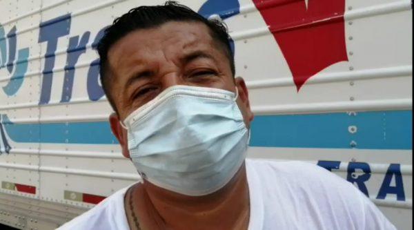 Cargadores de Tuxtepec laboran solo al 50% y reclaman olvido por parte de las autoridades