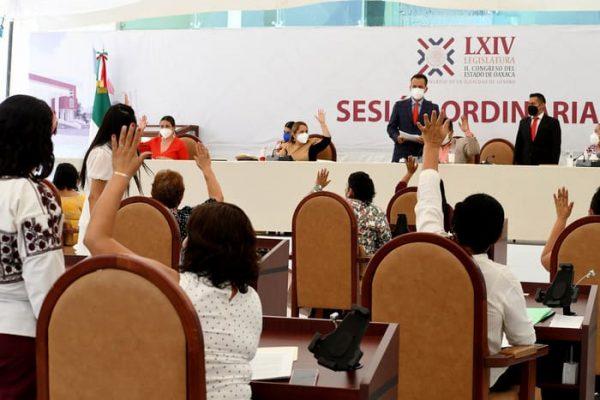 Demanda Congreso mesa de trabajo sobre feminicidios en Oaxaca