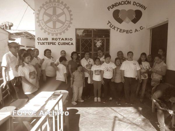 Fundación Down de Tuxtepec regresó a clases presenciales, con medidas de sanidad