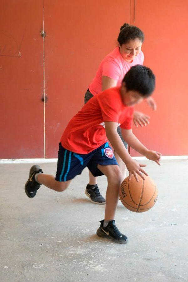 Deporte favorece el desarrollo físico y emocional de niñas y niños oaxaqueños